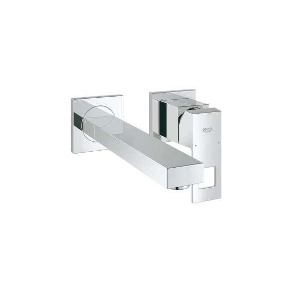 Grohe Eurocube fali mosdó csaptelep 231 mm benyúlással beépítő szetthez (23447000) - GROHE-23447000
