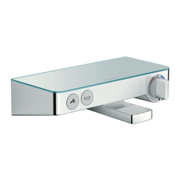 Hansgrohe ShowerTablet Select 300 kád termosztát fehér/króm (13151400) - HG-13151400
