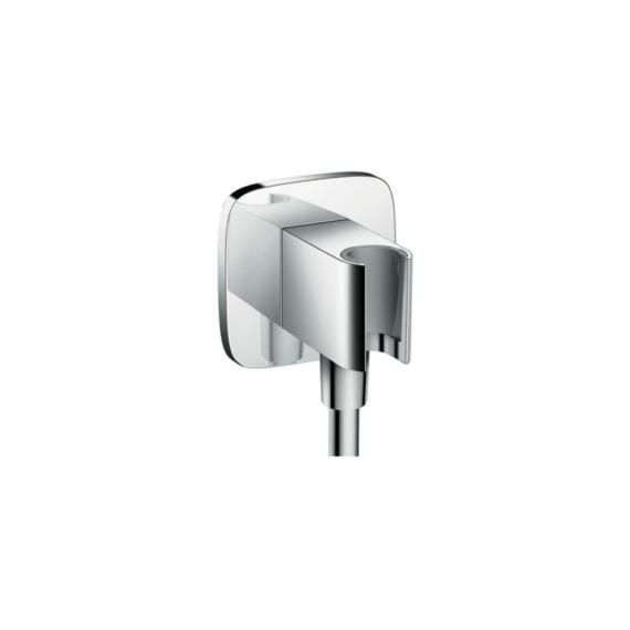 Hansgrohe Fixfit Porter E fali zuhanytartó (26485000) - HG-26485000
