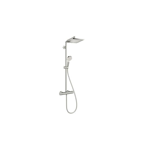Hansgrohe Crometta E 240 Showerpipe króm termosztátos zuhanycsapteleppel (27271000) - HG-27271000