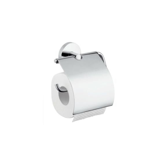 Hansgrohe Logis WC-papírtartó fedeles (40523000) - HG-40523000