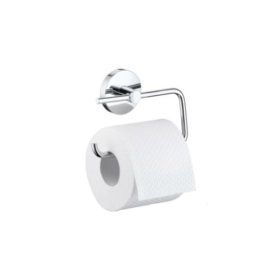 Hansgrohe Logis WC-papírtartó fedél nélkül (40526000) - HG-40526000