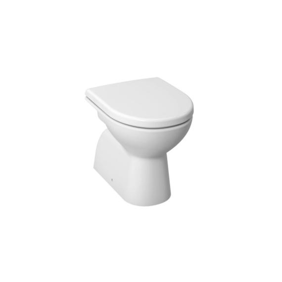 Jika Lyra Plus WC-csésze, álló, mélyöblítésű, alsó kifolyású, fehér 53,5 cm - JIKA-H8213870000001