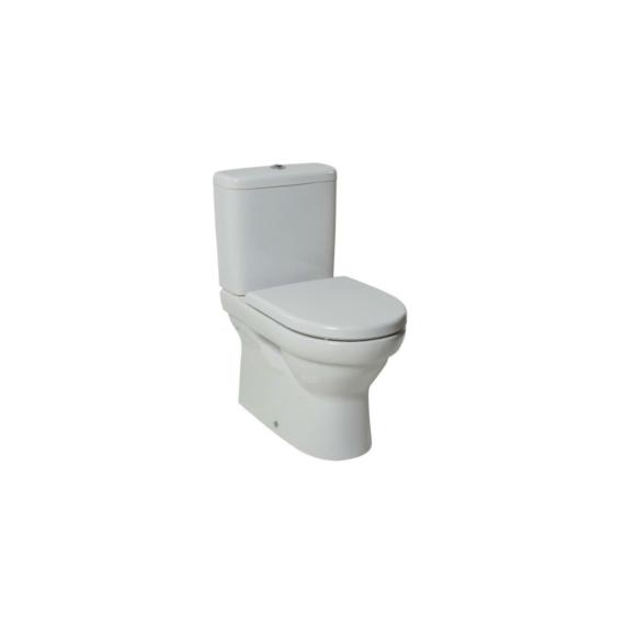 Jika Tigo monoblokkos WC-csésze univerzális csatlakozással, mélyöblítésű, fehér 62 cm - JIKA-H8242160002311