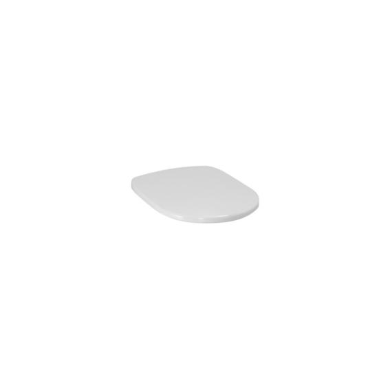 Jika-Laufen duroplast ülőke tetővel, acél zsanérral Lyra Plus H8253870000001 wc-hez - JIKA-H8929510000001