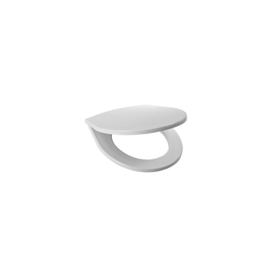 Jika Lyra Plus WC-ülőke, termoplast, műanyag zsanérral - JIKA-H8933870000001