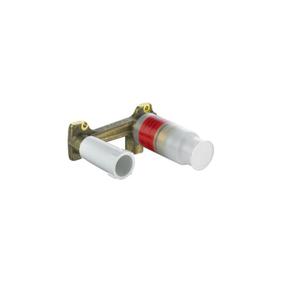 KLUDI falsík alatti egység 2 lyukas falsík alatti mosdó csaptelephez - KLUD38243