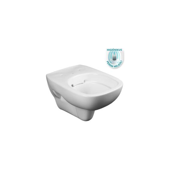 Kolo Style fali wc csésze mélyöblítésű, perem nélkül 51cm - KOLO-L23120