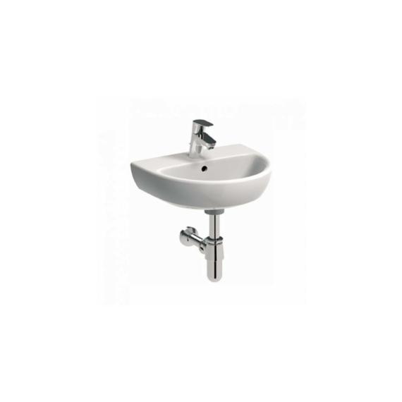 Kolo Nova Pro mosdó ovális, 60x48cm csaplyukkal (Kifutó termék, kiállított darab) - KOLO-M31160