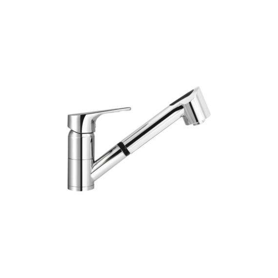 Mofém Junior Evo mosogató csaptelep kihúzható zuhanyfejjel (152-0050-00) - M-152-0050-00